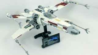 LEGO Star Wars UCS Red Five X-Wing Starfighter Review 10240