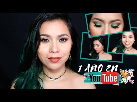 1 Año en Youtube :D + Tutorial | Karla Burelo ;)