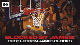 LeBron James' Most Iconic Blocks