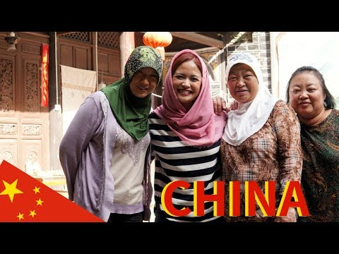 MUSLIM VILLAGE IN CHINA | Travel Deep in Yunnan, China