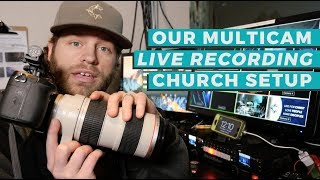 Church Video Gear for Streaming - Budget conscious