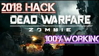 Gambar cover Download Dead Warfare Zombie Mod or Hack | Mod apk + obb with proof [ no root ]