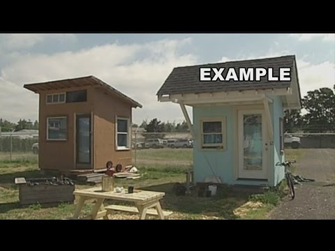 Construction begins on tiny model house for homeless in Charleston