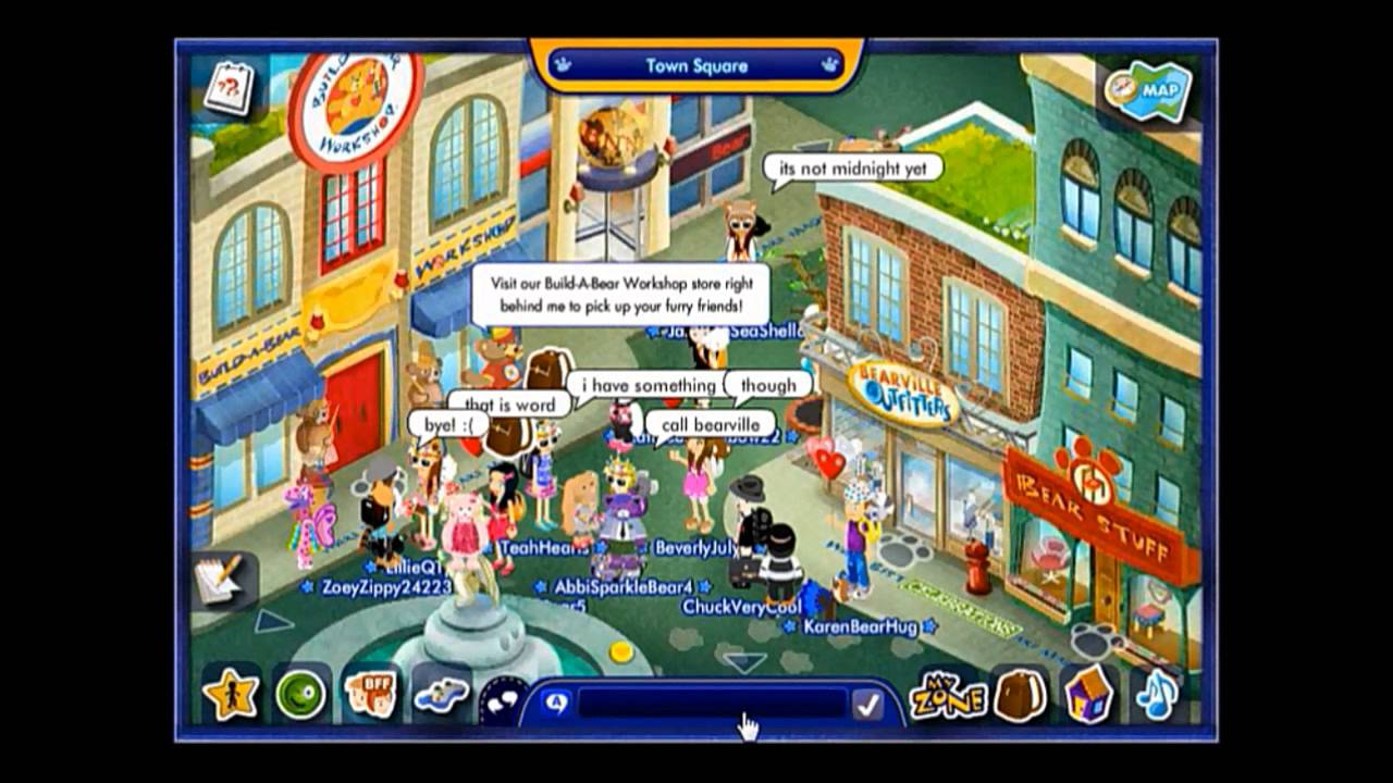 Build A Bearville Com Sign In