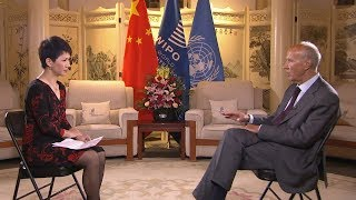 WIPO head: China's IP efforts a 'remarkable story'