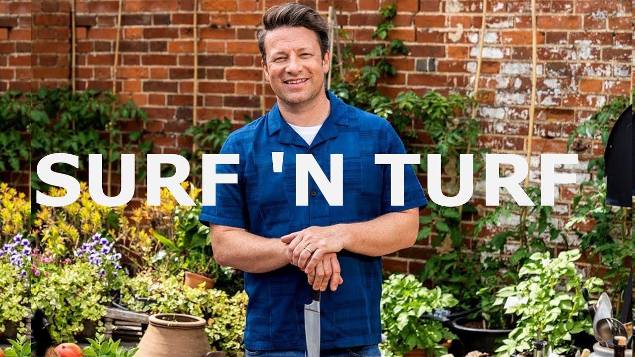 Download BBQ Surf & Turf   Jamie Oliver