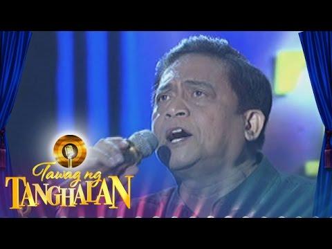 Tawag ng Tanghalan: Antonio Sabalza | Wala Na Bang Pag-ibig (Round 5 Semifinals)