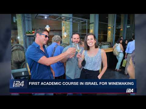 First MA In Wine Making In Israel
