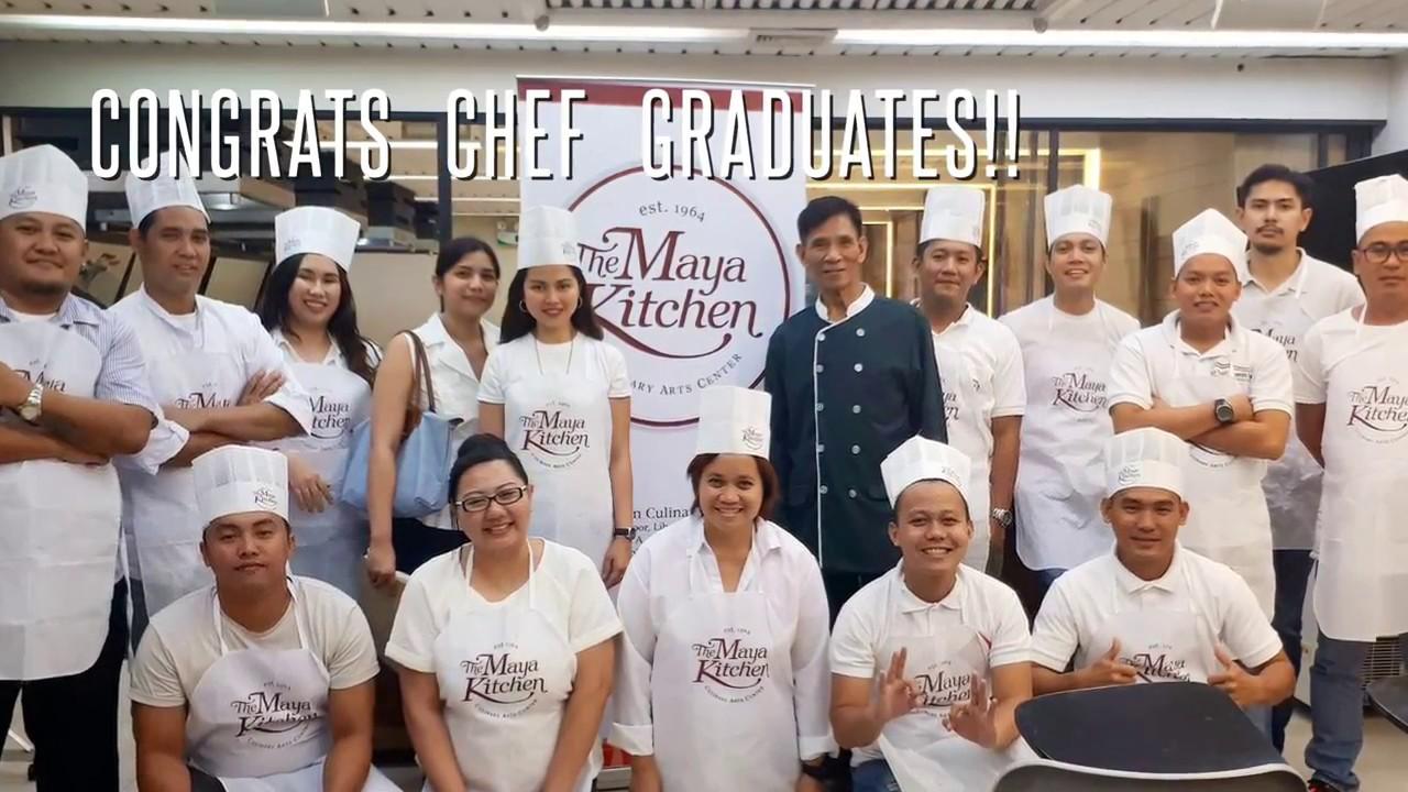 IG - Culinary Class - Graduation Day