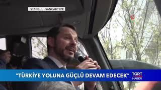 """Bakan Albayrak: """"Türkiye Yoluna Daha Güçlü Bir Şekilde Devam Edecek"""""""
