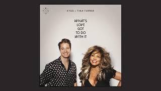 Kygo, Tina Turner - What's Love Got to Do with It (Official Audio)
