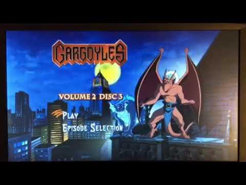 Opening To Gargoyles Season 2 Volume 2 2014 Dvd Disc 3