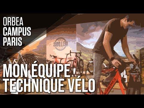 Un nouveau départ à vélo ! - Orbea Campus Paris
