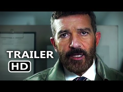 SECURITY Trailer ( Antonio Banderas Movie - 2017)