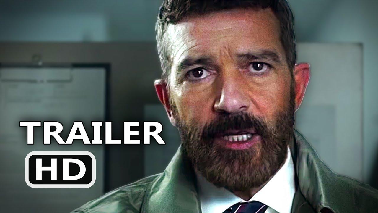 Antonio Banderas: SECURITY Trailer ( Antonio Banderas Movie