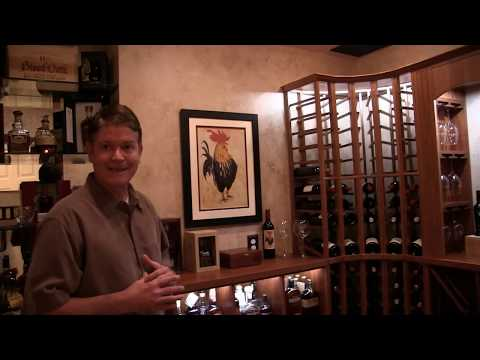 Virginia Residential Wine Cellar Tour, Walkthrough, and Q&A | Harvest Wine Cellars & Saunas