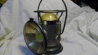 Diy Antique Lamp 100w Led Upgrade Conversion