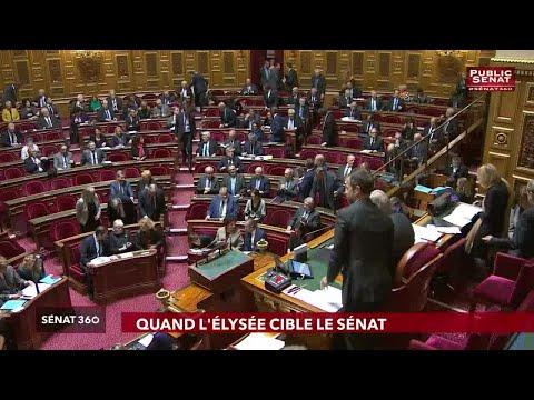Emission spéciale grand débat - Sénat 360 (15/01/2019)