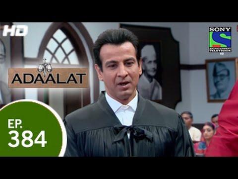 Adaalat - अदालत - Scare Crow - Episode 384 - 27th December 2014