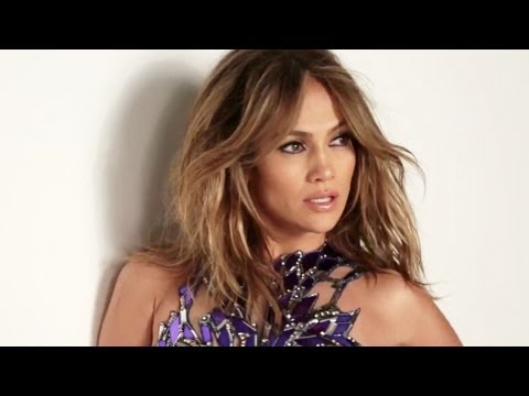 Jennifer Lopez - Cosmopolitan October 2013 Cover Shoot [Behind The Scenes]
