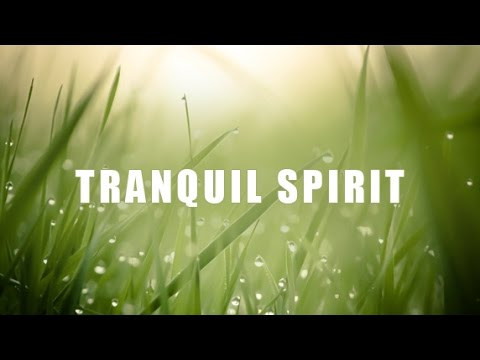 Tranquil Spirit - spiritual, sleep music, calming, soft music - YouTube