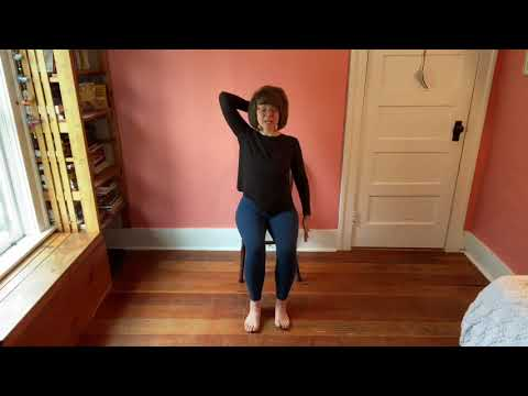 Chair Yoga (Hips) with Melanie Beech