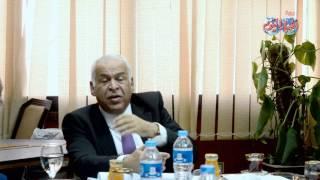 أخبار اليوم |  فرج عامر لأخبار اليوم : سموحة أغنى نادى فى مصر بعد ما كان خرابة