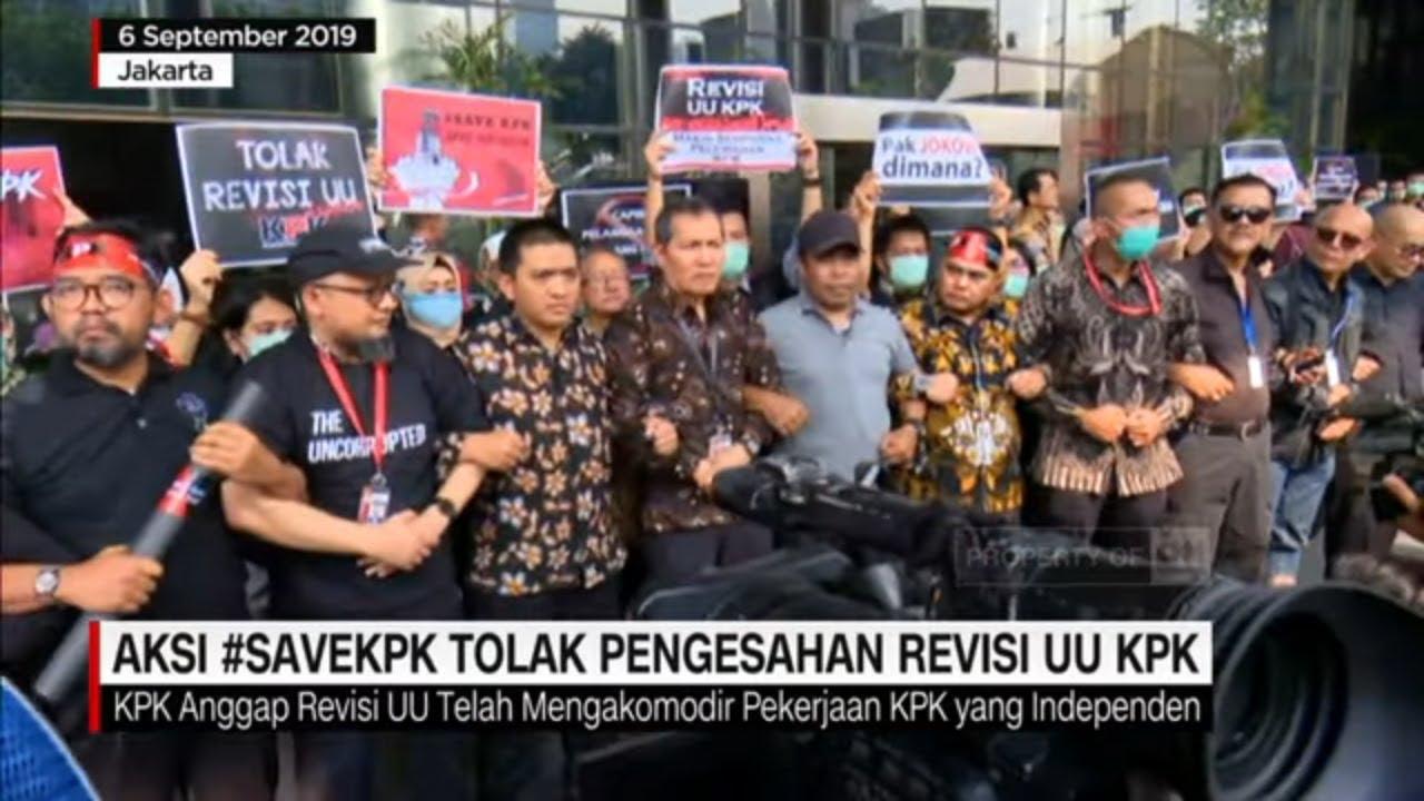 """KPK Di Ujung Tanduk, Teten Masduki hingga Fadjroel Rahman """"Dicari"""" ICW"""