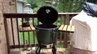 Smoked chicken adobo big green egg recipe