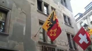 Hôtel luxe les Armures a Geneve