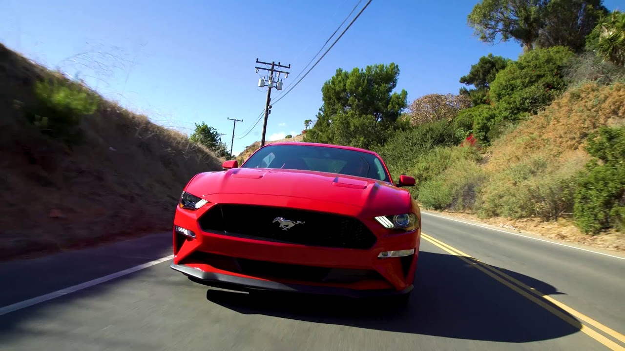 2018 ford mustang gt review thom modern