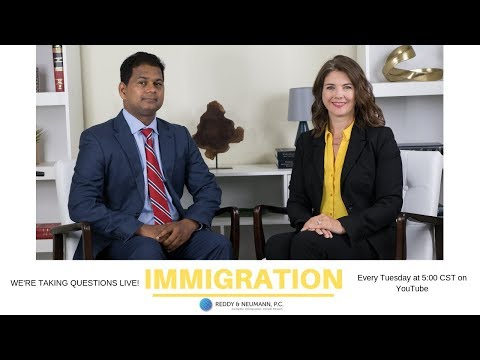 Why We Sued USCIS for H-4 and H-4 EAD Delays - YouTube