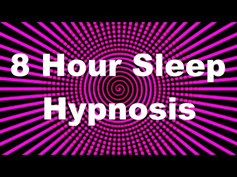 8 Hour Sleep Hypnosis