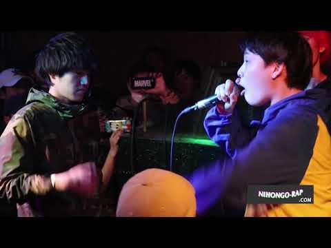 ゴギガギガギゴ(9for) vs ミメイ | 第4回MRJ (MR日本語ラップ) BEST4