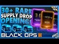 BO3: 30+ Rare Supply Drop Opening! 700+ Crypto Keys!
