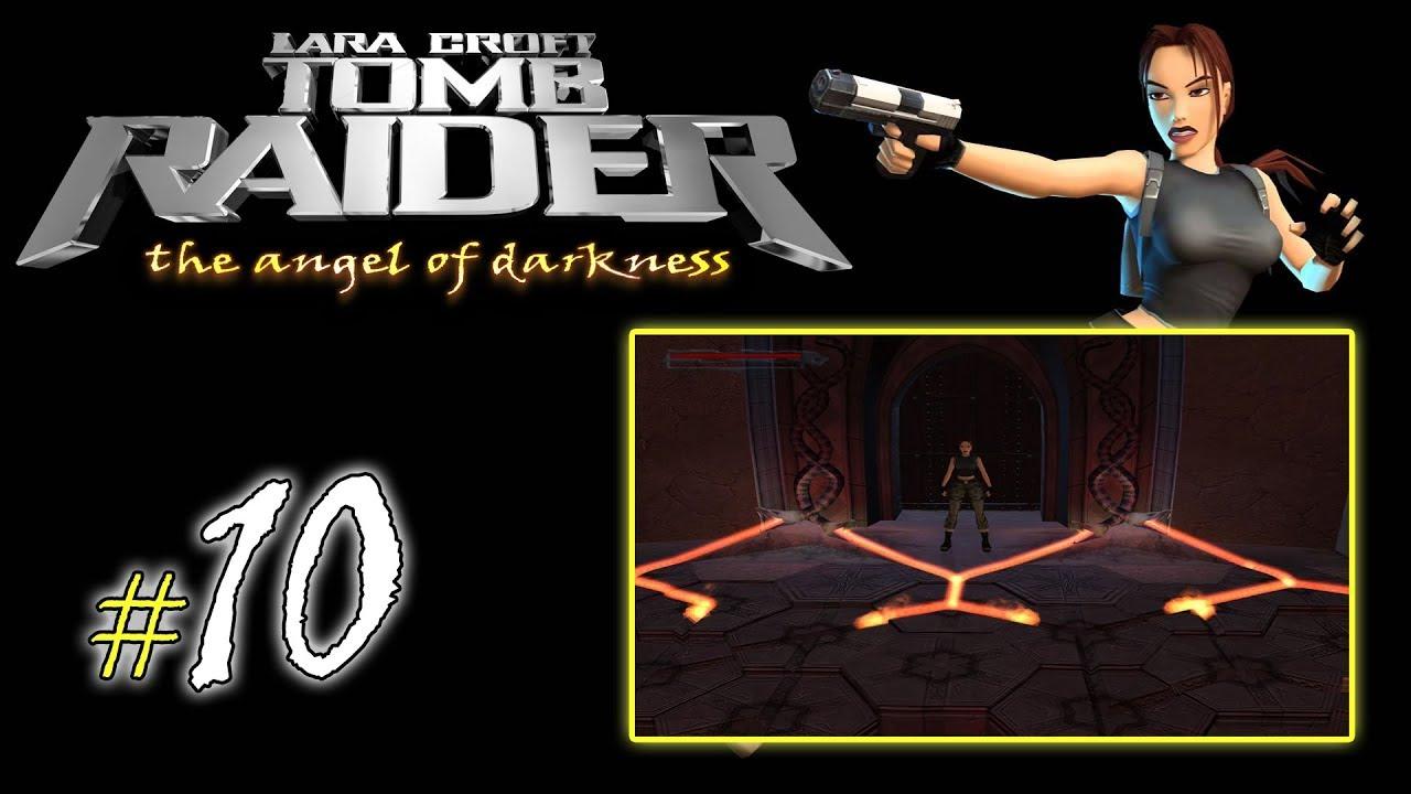 "Let's Play: Tomb Raider VI: AoD odc. 10 – ""Wodne kolce i gorąca Lara"""