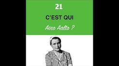 Culture Design - S02E21 - Il est temps d'asseoir les femmes : Aino Aalto