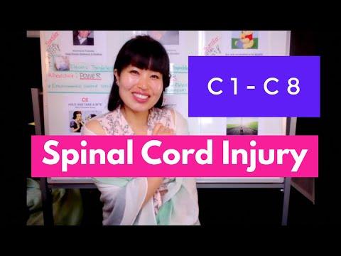Spinal Cord Injury C1-C8 | OT Miri