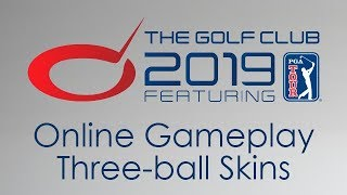 The Golf Club 2019 - Online Skins