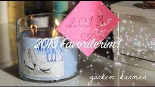 2013 Favorilerim!