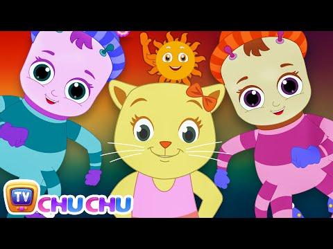 Incy Wincy Spider (SINGLE)   Nursery Rhymes by Cutians   ChuChu TV Kids Songs