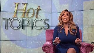 Wendy Williams Addresses Divorce For First Time