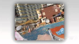 Отели Алании -хорошие гостиницы Турции 4 звезды   - Akin Paradise 4*(, 2014-08-28T07:25:22.000Z)