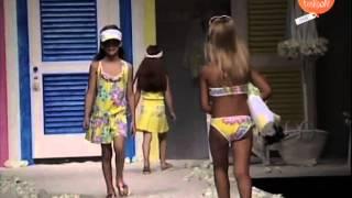MISS BLUMARINE Fashion Show Highlights Spring Summer 2008 by Fashion Channel