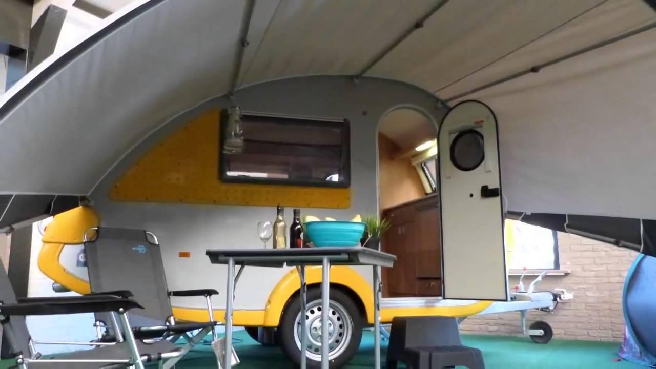 Caravan Te Koop T B 320 Rs Nieuw 2015 Youtube
