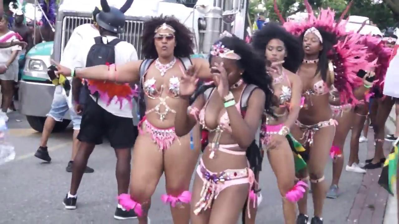Toronto Caribbean Carnival Parade 2017