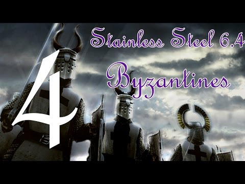Stainless Steel: The Byzantine Empire - 4, Our Wealth Grows!
