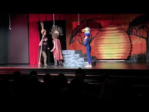 Chapin School Princeton's Show Choir Presents Lion King Jr