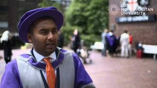 Amol Rajan - Doctor of Letters, honorary graduate