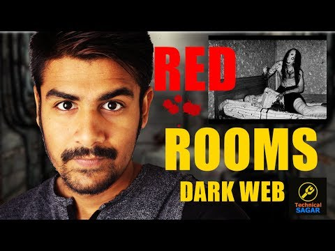 DARK WEB RED ROOMS | WHAT IS RED ROOM ? EXPLAINED IN HINDI